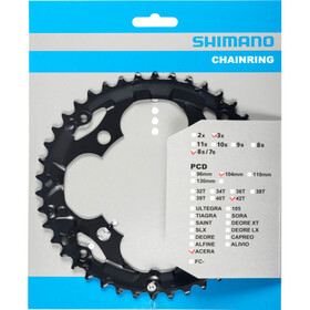 Shimano Acera FC-M361 Drev svart